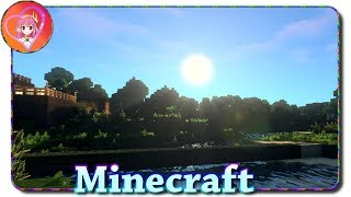 Shader, Texturenpaket und Optifine installieren | MC 1.12.2 Tutorial 💜 Minecraft »09«