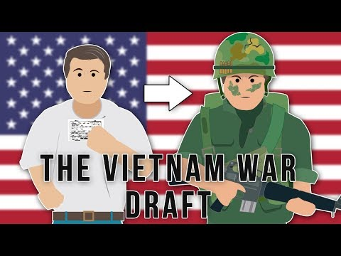 The Vietnam War Draft