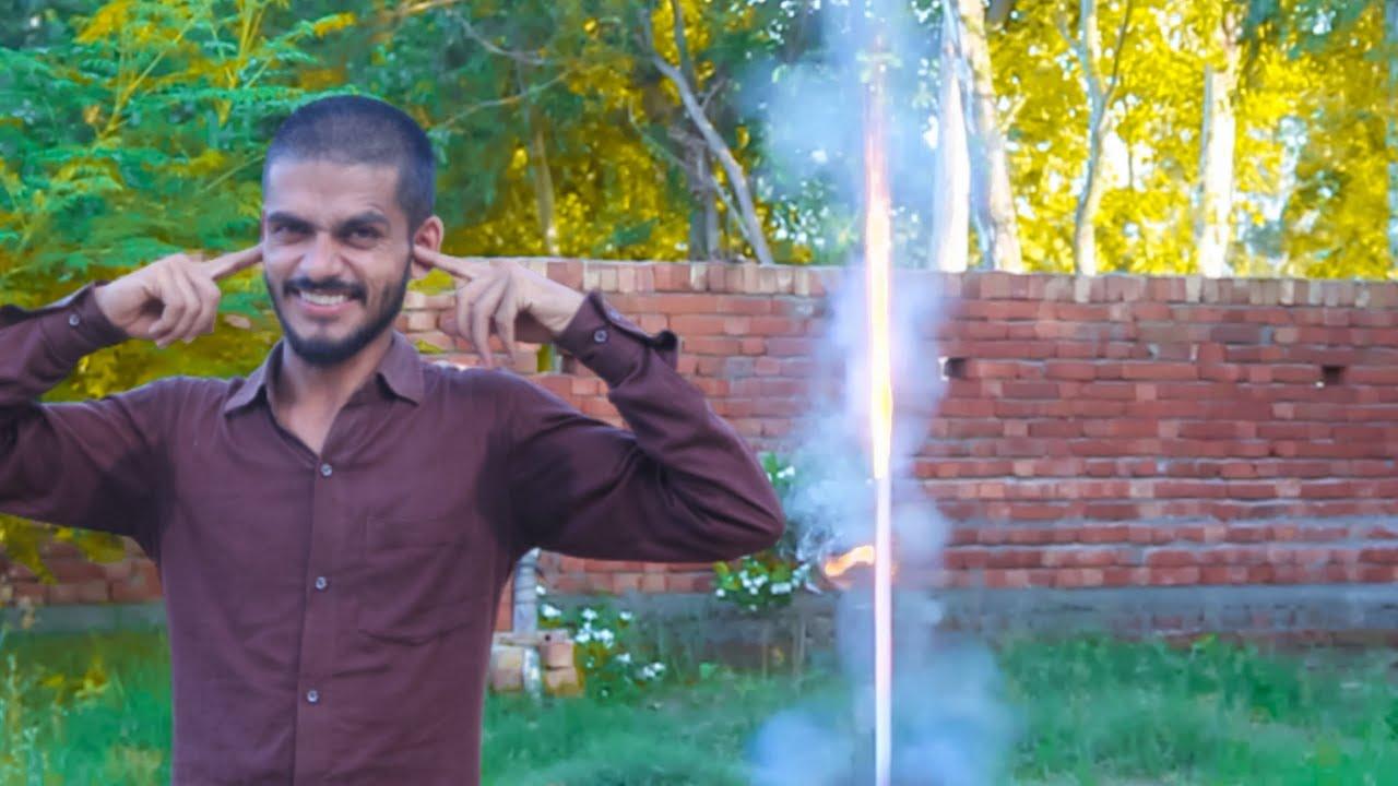 सोडियम ओर गिलास का कमाल - Sodium Powered Rocket Experiment | Sodium Power Canon | Jokers Experiment
