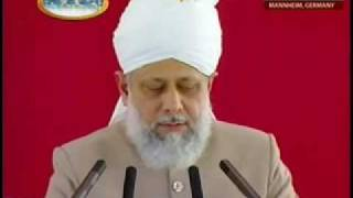 Khilafat Centenary Jalsa Germany 08 - Address to Ladies - 2/6