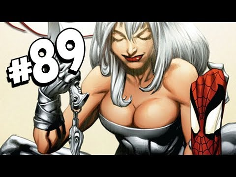 Ultimate Spider-Man (Peter Parker - SILVER SABLE) Issue #89 Full Comic Review!