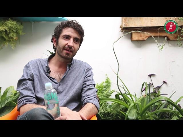 Agua Siembra Felipe Mejía
