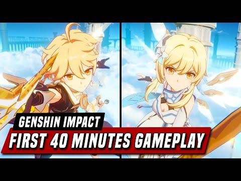Genshin Impact (Part