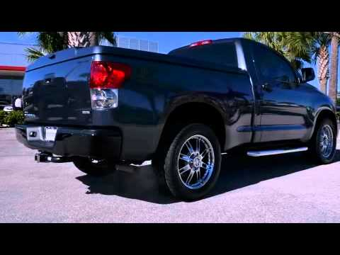 2007 toyota tundra v6 in sanford fl 32771 youtube. Black Bedroom Furniture Sets. Home Design Ideas