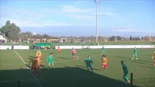Classifica Eccellenza 2017/2018 22a giornata: Atletico Cenaia - Marina la Portuale (sintesi)