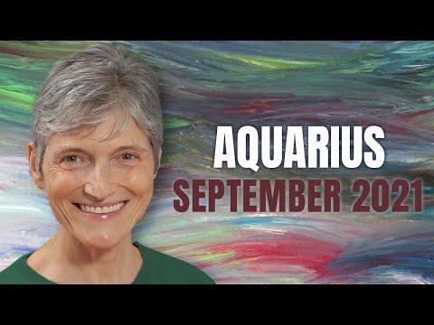 AQUARIUS September 2021