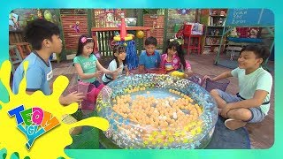 Gameplay: Inflatable Kiddie Pool | Team Yey Season 3 (With Eng Subs)