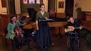 Nicholas Lanier: No more shall meads (Love's Constancy); Anna Dennis & Voices of Music 4K UHD