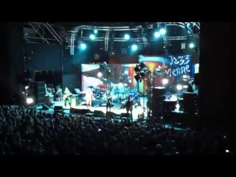 """Robert Plant (ex Led Zeppelin ) à """"Jazz à Vienne - Isère"""" 2014"""