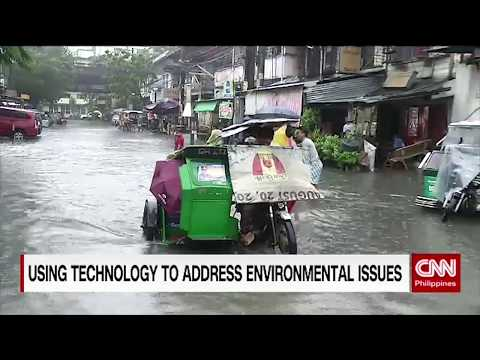 Using Technology To Address Environmental Issues