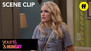 Young & Hungry   Season 5, Episode 6: Gabi Lies to Steal Couch   Freeform