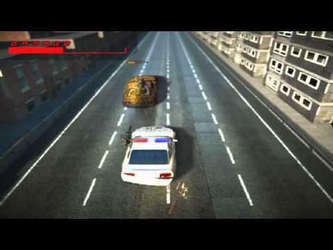 машинки погоня полиции и стрельба из пушек 2 игра онлайн