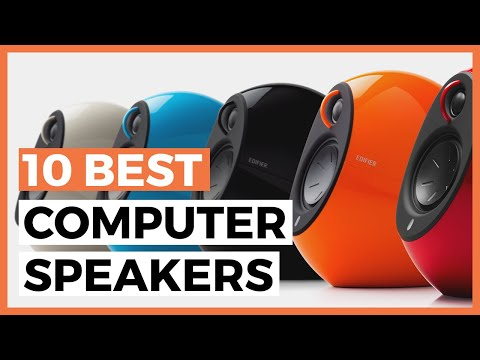 Best Computer Speakers in 2020 - How to Find the Best Audio Speaker for your PC?