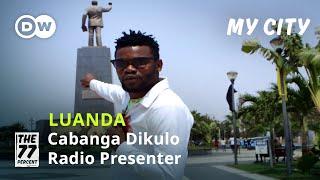Visit Angola's capital Luanda, a city full of contrast