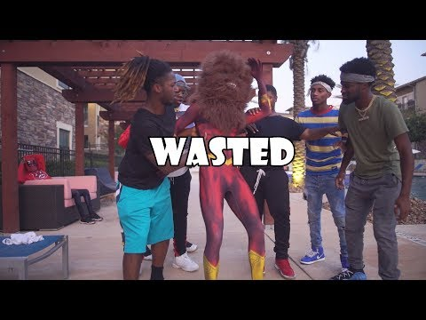 Juice Wrld ft. Lil Uzi Vert - Wasted (Dance Video) shot by @Jmoney1041