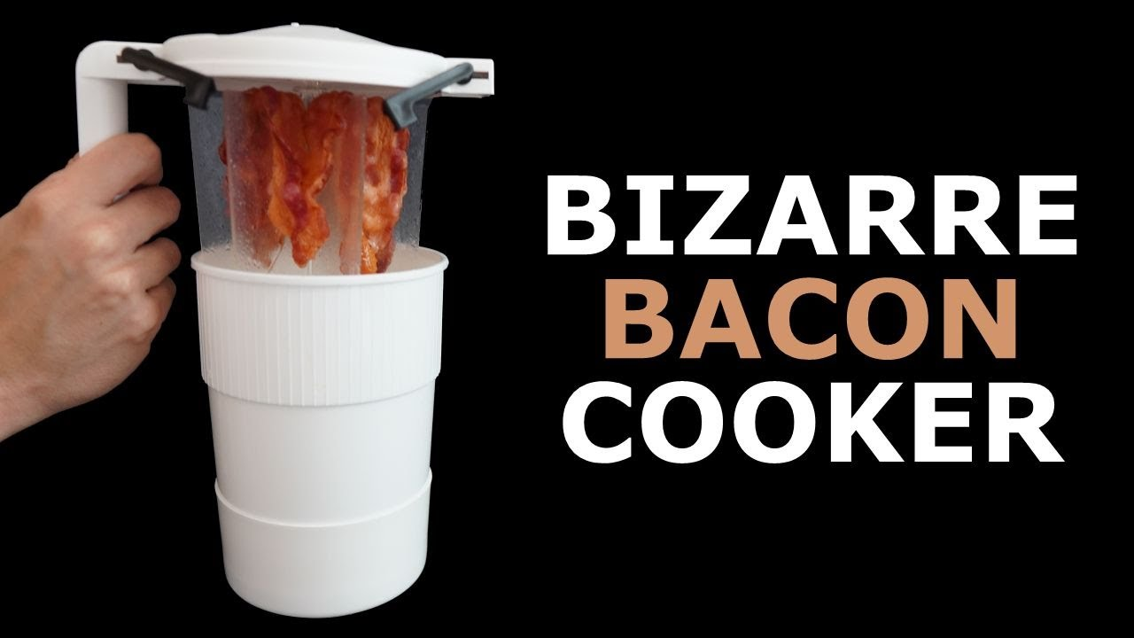 WowBacon Review: Does this Bizarre Bacon Cooker Work?