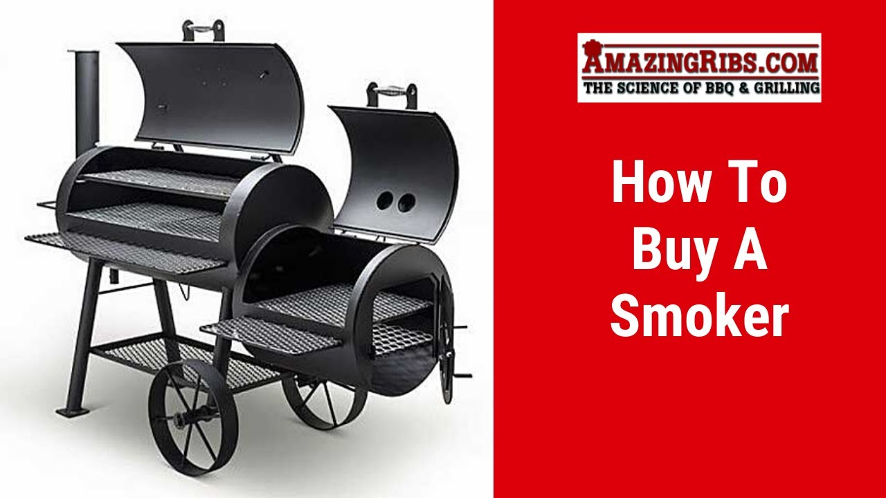 Charcoal Smokers And Wood Burning Smokers Buying Guide Reviews Ratings And Recommendations