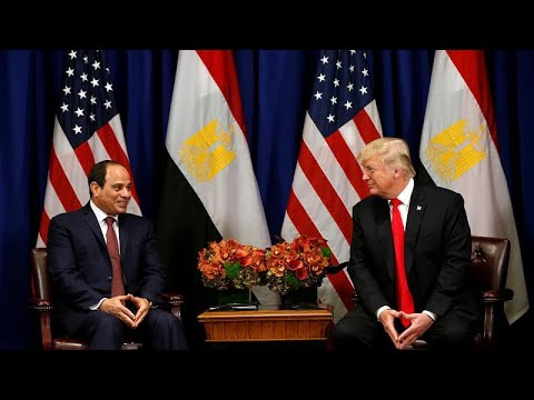 ترامب يشيد بجهود مصر في مكافحة الإرهاب  - نشر قبل 2 ساعة