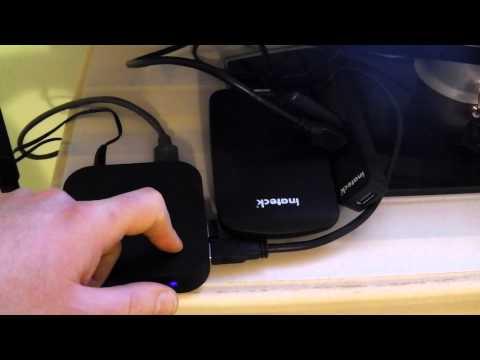 Xtreamer Multi Console Using USB Ports