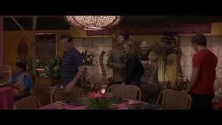 Стол гармонии...отрывок из фильма (Мальчик на троих/Grandma's Boy)2006