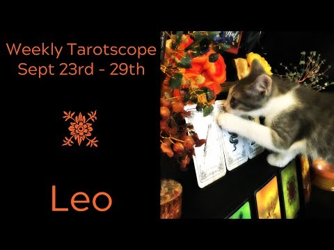 Leo ~ The truth must be told! ~ Weekly Tarotscope Sept 23rd - 29th