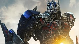 Transformers 4 - Optimus Prime Vs LockDown [Türkçe/Turkish]