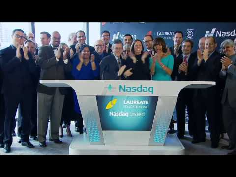 Laureate Education, Inc.'s Opening Bell Ceremony