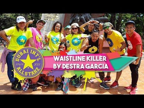 Waistline Killer | Destra Garcia | Zumba® | Boyet Maandig