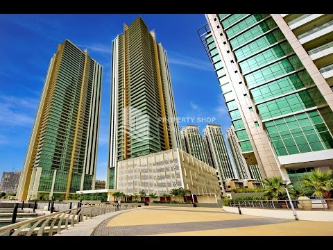 2 Bedroom Apartment in Ocean Terrace, Marina Square, Al Reem Island, Abu Dhabi
