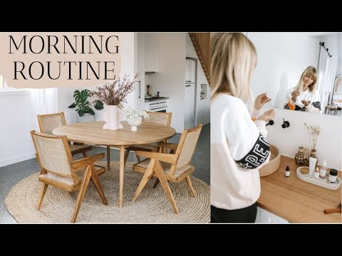 VLOG | Saturday Morning Routine + Homeware Shopping