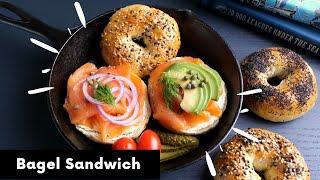[Bagel Sandwich] [베이글 샌드위치]