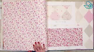 Обои Caselio Pretty Lili. Обзор коллекцииCaselio Pretty Lili магазина обоев Oboi-Store.ru