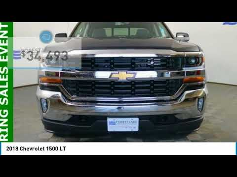2018 Chevrolet 1500 Forest Lake MN T18337