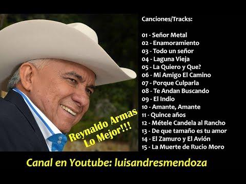 Reynaldo Armas - 15 Grandes Exitos / The Best (Recopilación)