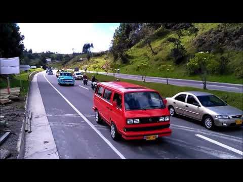 Chevrolet Apache Colombia, rodada a san francisco cundinamarca, Colombia