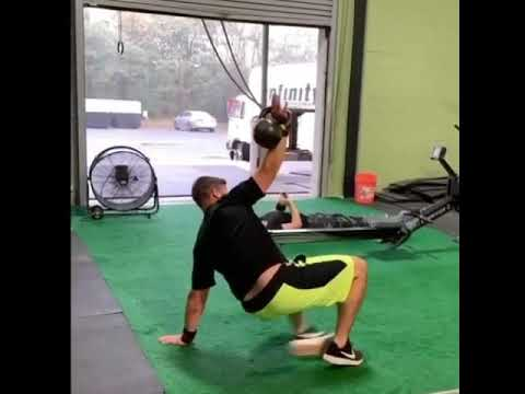 Kettlebell class in Monmouth County | UFZ Cross Training Gym thumbnail