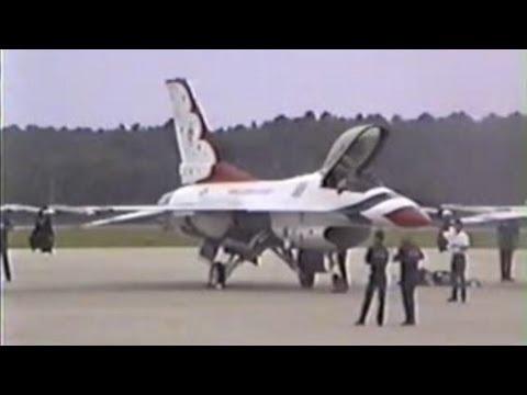 Myrtle Beach Thunderbirds Air Show 1994