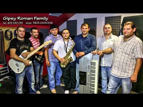 Gipsy Roman Family   ( studio 1 celé album )