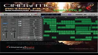 Cinematic Action film, Games background music for games developers, musicians and film makers