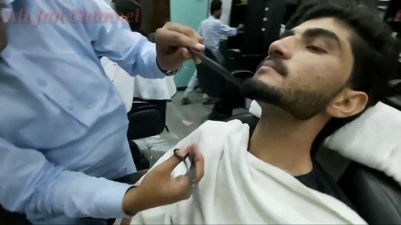 New Beard Style 2019 Falak Hair Club Commercial Market Rawalpindi Youtube
