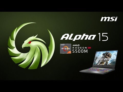 [REVIEW] MSI Alpha 15 - El primer portátil con VGA de 7nm