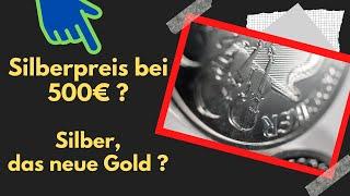Explodiert der silberpreis? ist silber das neue gold? sichert nicht nur ab, sondern beschert auch noch satte gewinne? antworten im video. hier ...