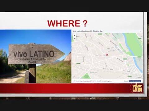 Vivo Latino Restaurant & Cocktail Bar Cardiff