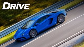 Lamborghini Aventador S by DRIVE Magazine [Eng subs]