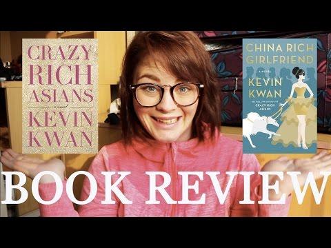 Book Review: Crazy Rich Asians & China Rich Girlfriend // 新书评介 Mp3