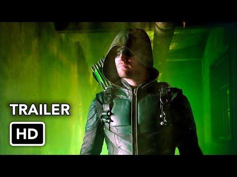 """Arrow Season 5 """"Break The Rules"""" Trailer (HD)"""