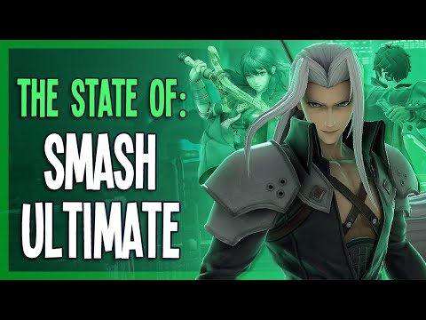The State Of Smash Ultimate