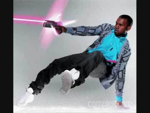 Kanye West-Robo Cop