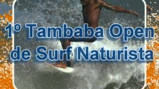 5º Tambaba Open de Surf Naturista