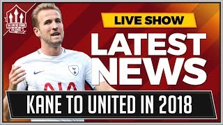 KANE & GRIEZMANN To Manchester United in 2018! MAN UTD Transfer News
